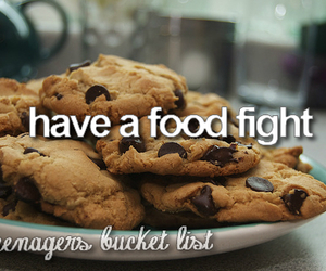 food and food fight image