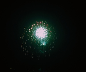 america, fireworks, and independence image