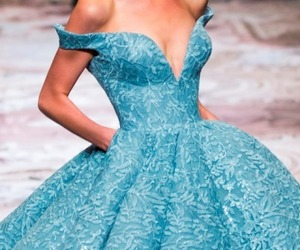 beauty, Couture, and dresses image