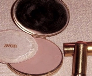 avon, vintage, and aesthetic image