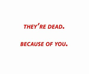 quotes and dead image