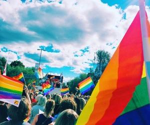 equality, lgbt, and love image