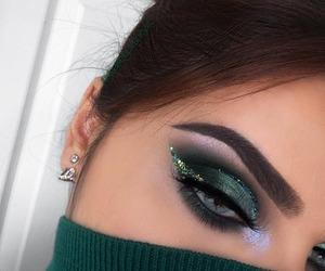 makeup, fashion, and make image