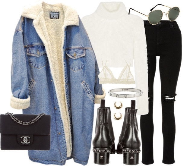 casual, cold, and street style image