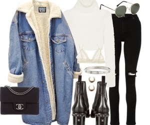 casual, fashion, and street image