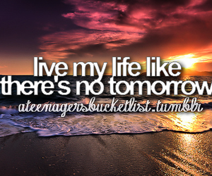 before i die, life, and yolo image