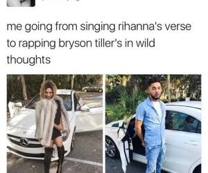 funny, meme, and rihanna image