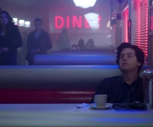 cole, cole sprouse, and riverdale image