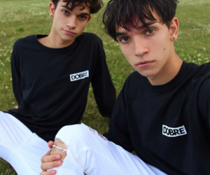 black, lucas, and marcus image