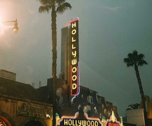 hollywood, photography, and wanderlust image