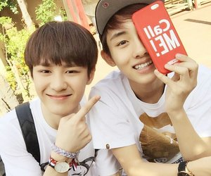 kpop, winwin, and kun image