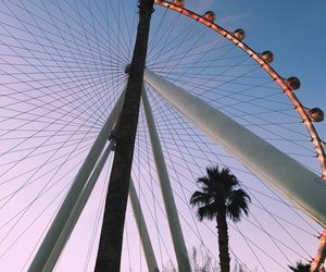 Las Vegas, places, and travel image