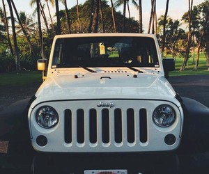 jeep and white image