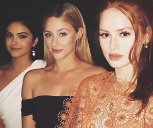 lili reinhart, camila mendes, and pretty image