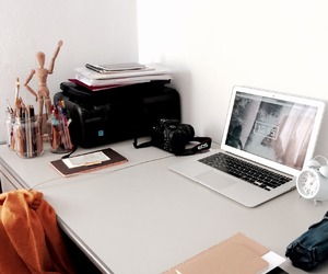 home office, lindo, and cantinho image