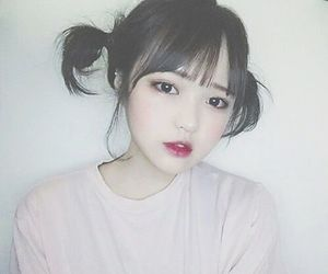 asian and pastel image