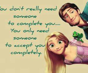 rapunzel and someone image