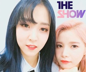 kpop, moonbyul, and solar image