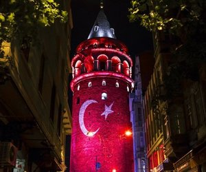 islam, turkey, and bayrak image