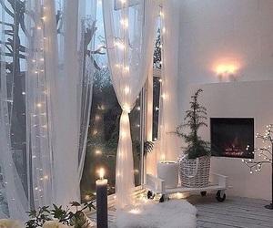 decor, home, and lights image