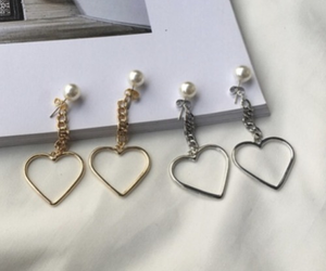 soft, aesthetic, and earrings image