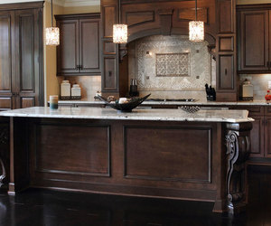 kitchen, remodel, and countertops image