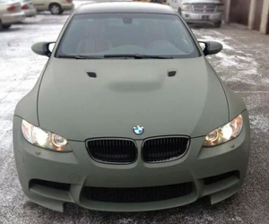 car, bmw, and green image