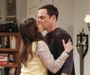 kiss, the big bang theory, and sheldon cooper image