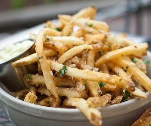 cheese, food, and potato image
