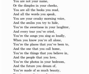 deep, poem, and sad image