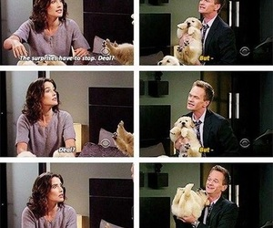 how i met your mother, himym, and funny image