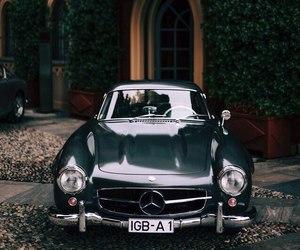 car, elite, and retro image