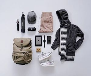 accessories, fashion, and men image