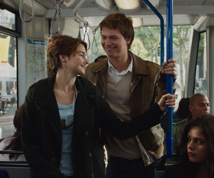 the fault in our stars, Shailene Woodley, and hazel image