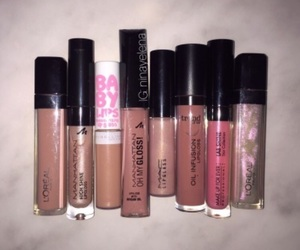 drugstore, loreal, and makeup collection image