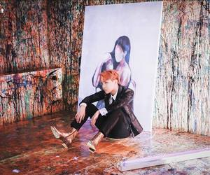 wings, j-hope, and bts image