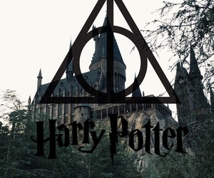 black, harry potter, and shadow image