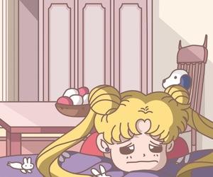 anime, manga, and sailor moon image