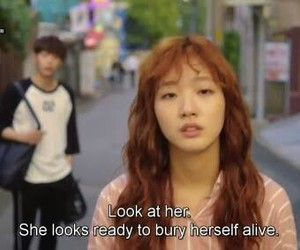 cheese in the trap and kdrama image