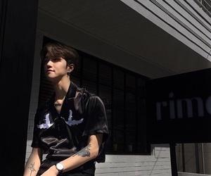 asian, korean fashion, and tattoo image