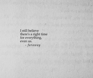 believe, book, and everything image