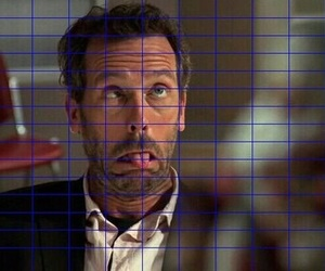 cool, dr.House, and fox image
