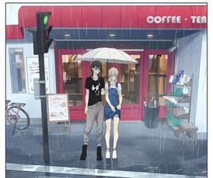 couple, girl, and girls image