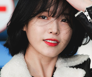 korean, kpop, and short hair image
