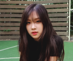 rose, black pink, and park chaeyoung image