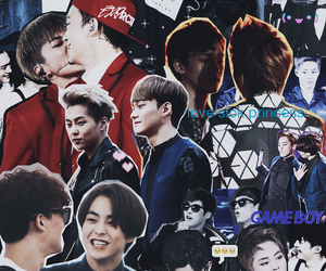 exo, kpop, and xiuchen image
