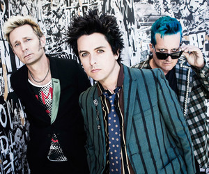 billie, green day, and music image