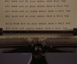 jack, Letter, and phrase image