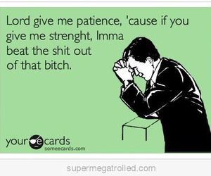 funny, lol, and patience image