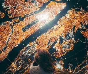 city and world image